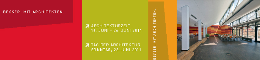 Architekturzeit 2011